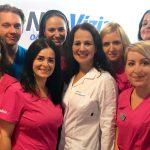Das Team der Augenklinik Bratislava NeoVizia für günstige ReLex-Smile-Kosten
