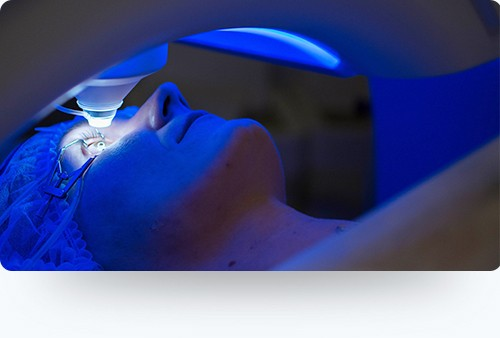 Femto LASIK OP Methode